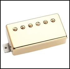 Seymour Duncan SH-55n Seth Lover Model Neck Pickup, Gold, 4 Conductor