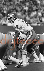 Jim Plunkett SAN FRANCISCO 49ERS - 35mm Football Negative