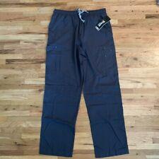 Grey's Anatomy Derek 6 Pocket Cargo Pant Steel NWT