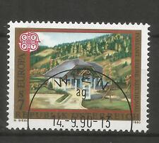 Cept / 1990   Österreich   gest.