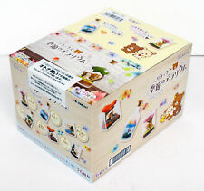 Re-ment 171661 Rilakkuma Saisonnier Terrarium 1 Box 6 Figurines Ensemble complet