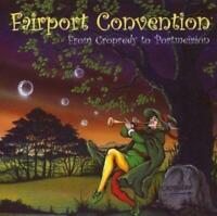 FAIRPORT CONVENTION - FROM CROPREDY TO PORTMEIRION (NEW SEALED) CD Live Folk