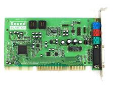 Creative Labs CT4170 16-Bit ISA Sound Blaster 16 Sound Card - Game Port - TESTED