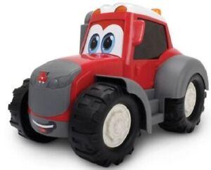 Brand New Dickie Toys Happy Massey Ferguson Toy Tractor Pretend Play