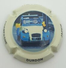 Capsule de champagne Durdon Renault 2cv. TO