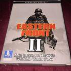 EASTERN FRONT II PC CD ROM big box edition