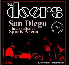 THE DOORS LIVE IN SAN DIEGO, CA  1970  AUGUST 22nd  LIMITED # CD
