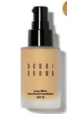 Bobbi Brown LongWear Even Finish Foundation SPF15 Sand, Beige, Warm Natural Pick