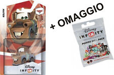 CRICCHETTO DISNEY INFINITY NUOVO PS3 XBOX 360 ONE WII U 3DS 2DS PS4 CARS MATER