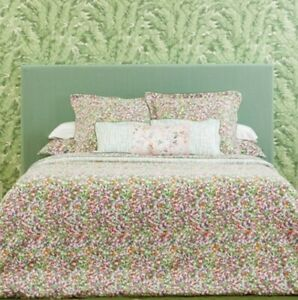 Yves Delorme Paris Balades Satin 100% Cotton Fitted Sheet 140X200cm
