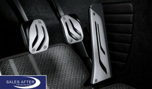 BMW F20 F21 F30 F31 F10 F11 M Performance Pedalauflagen Schaltgetriebe Pedale