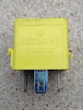 Mercedes E Class W210 Overload Relay Unit - A0025421419