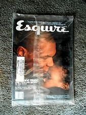 Mike Tyson Boxing Flesh Blood Joe Dimaggio JR Esquire June 1999 Never opened!!