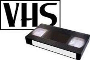 VHS VHS-C 8MM HI8 DIGITAL8 MINDV DVCAM  TAPE TRANSFER SERVICE TO MP4 FIIE