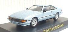 1/64 Kyosho TOYOTA CELICA XX LIGHT BLUE supra diecast car model