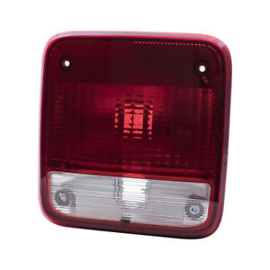 Tail Light fits 1985-1996 Chevrolet GMC Van Driver Taillamp Assembly 5977495