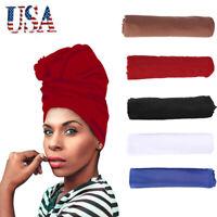 African head wrap turban shaped wooden earrings rlw959