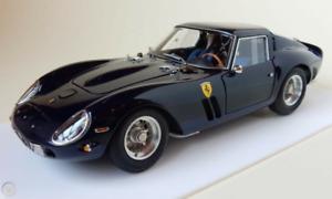1:18 scale Diecast model cars CMC  Ferrari 250 GTO M-168 Midnight blue