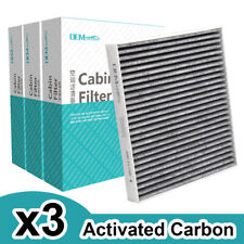 3x Cabin Aircon Filter For Dodge Journey Caliber Jeep Compass Patriot 05058693AA