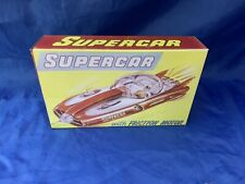 Fairylite Gerry Anderson Supercar Reproduction Box Mike Mercury