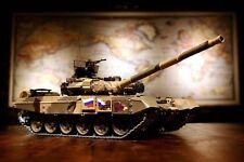 RC Panzer Russland T-90 PRO MODELL 1:16 R&S Metallgetriebe Metallketten 2,4Ghz