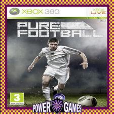 Pure Football (Microsoft Xbox 360) Brand New