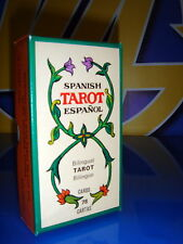cartes du TAROT abandonnée Tarot espagnol Espagnol Tarot 78 Cartes neuf