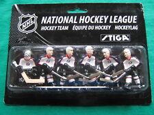 COLUMBUS BLUE JACKETS NHL STIGA TABLE HOCKEY GAME PLAYERS PACK NEW!