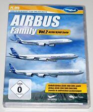 AIRBUS FAMILY - VOL 2 - PC ADDON FÜR MICROSOFT FLIGHT SIMULATOR 2004 FSX A340
