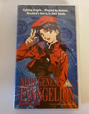 Anime Neon Genesis Evangelion RARE VHS MANGA Genesis 0:2