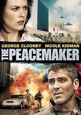 THE PEACEMAKER/George Clooney, Nicole Kidman/NEW DVD/BUY ANY 4 ITEMS SHIP FREE