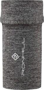 Ronhill Stretch Arm Pocket Armband, Grey Marl