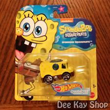 SpongeBob - SpongeBob SquarePants Character Cars - Hot Wheels (2020)