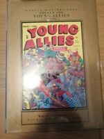 Marvel Masterworks: Golden Age Young Allies Vol. 2 Hardcover HC New & Sealed