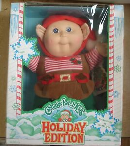 Cabbage Patch Kids 1992 Holiday Edition Santa.
