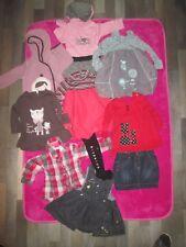LOT de vêtements fille  taille 12 mois
