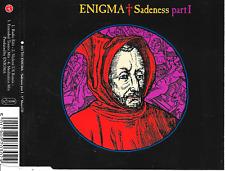 ENIGMA - Sadeness part 1 CDM 4TR New Age Ambient 1990 (Virgin) Cretu
