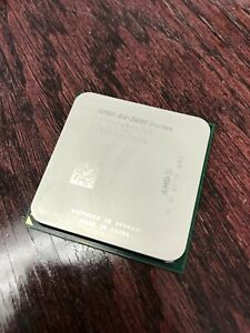 AMD Fusion A6-3650 2.6 GHz Quad-Core (ad3650wnz43gx) Processor