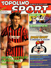 TOPOLINO SPORT=N°1 11/1984=MARK HATELEY=MONDIALI SCI=INGHILTERRA-ITALIA 0-1 1973