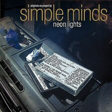 Neon Lights by Simple Minds (CD, Oct-2001, Eagle Records (USA))