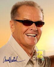"""Jack Nicholson  8""""x 10"""" Signed Color PHOTO REPRINT"""