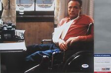 STEPHEN KING!!! James Caan PAUL SHELDON Signed MISERY 11x14 Photo PSA/DNA