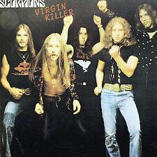 Virgin Killer by Scorpions (CD, Feb-1988, Bmg/Rca Records Label)