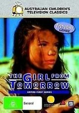 THE GIRL FROM TOMORROW - SERIES 1 - THE COMPLETE (4DVD SET) BRAND NEW!! SEALED!!