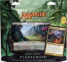 Mazzo Planechase Chaos Reigns MTG MAGIC, New, English EXCELLENT