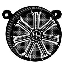 Hogpro Black Apollo Air Cleaner Kit for 2008-2016 Harley-Davidson Baggers FLH