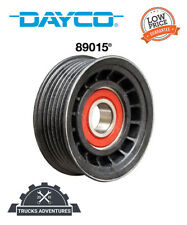 Dayco Accessory Drive Belt Idler Pulley,Accessory Drive Belt Tensioner Pulley