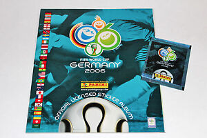 Panini Wc World Cup Germany 2006 – Empty Album Vuoto Vide Eastern Europe