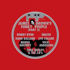 James Brown's Funky People, Pt. 2 by James Brown (R&B) (Vinyl, Jan-2017, Get On Down)