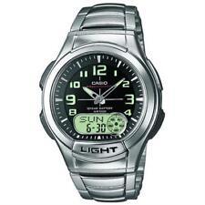 Casio Aq-180wd-1bves Mens Retro Light Watch